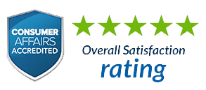 consumer affairs 5 star rating ac Tamarac