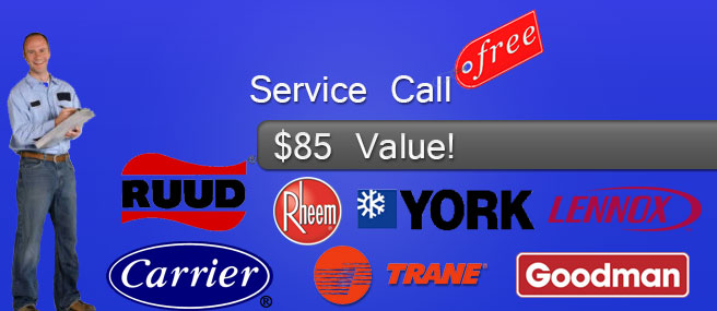 free service call air conditioning tamarac