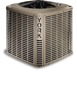 York® LX Series YCJF Air Conditioner Image