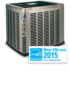 York® Affinity™ CZH Air Conditioner Image